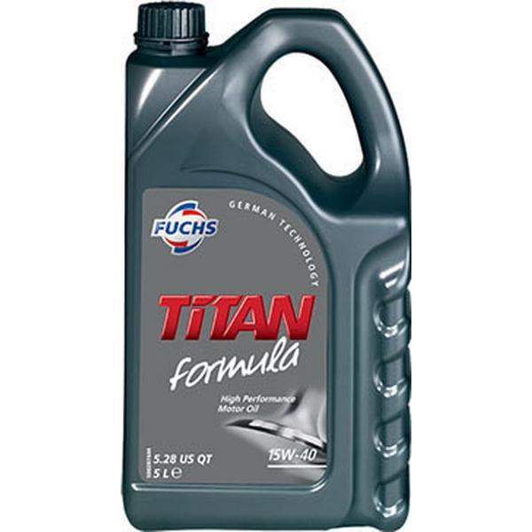 Fuchs Titan Formula 15W-40 Motor Oil