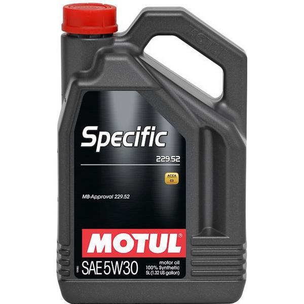 Motul Specific 229.52 5W-30 Motorolie