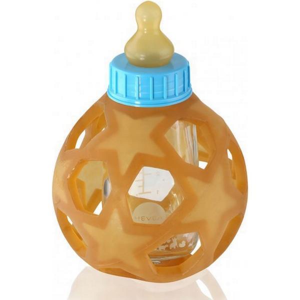 Hevea Sutteflaske med Star Ball Cover
