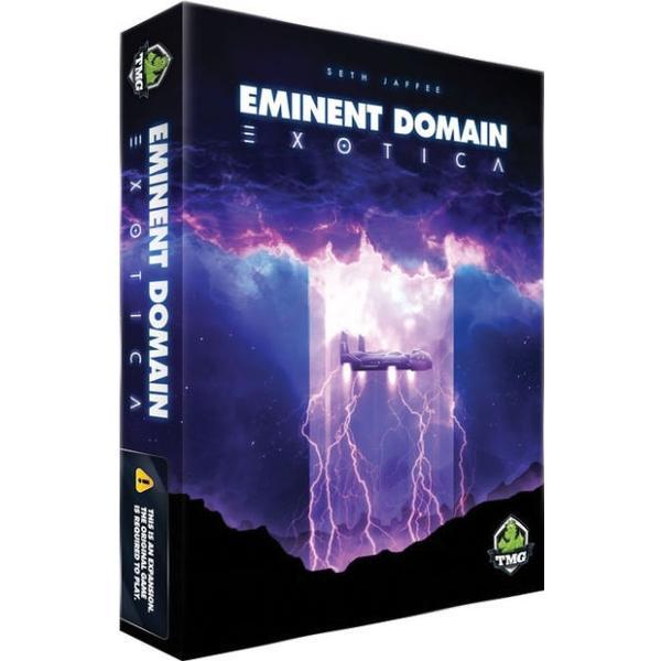 Tasty Minstrel Games Eminent Domain: Exotica