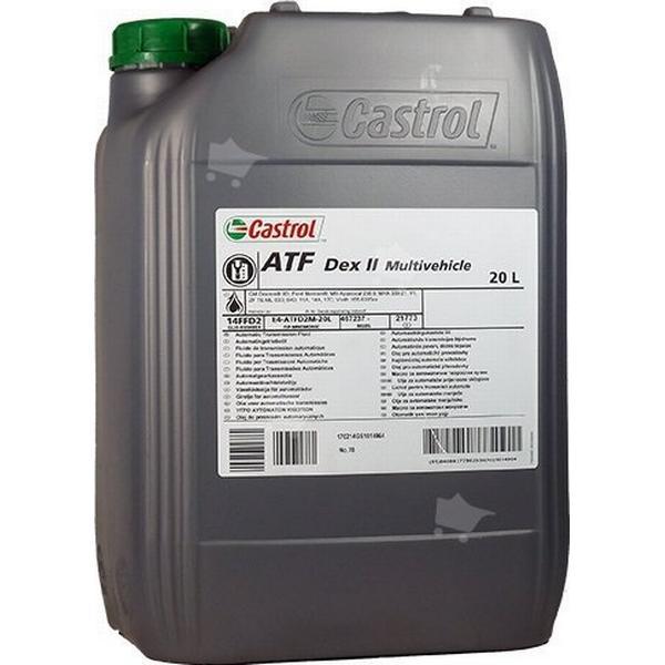 Castrol ATF Dex II Multivehicle Automatic Transmission Oil