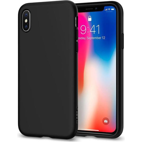 Spigen Liquid Crystal Case (iPhone X)