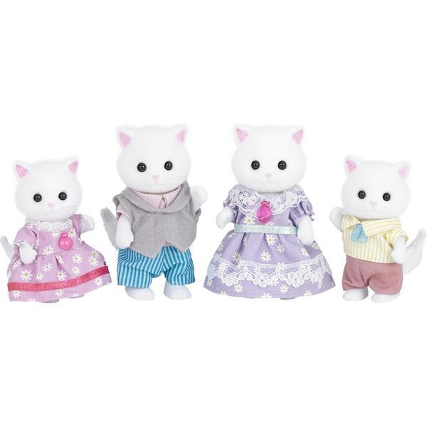Sylvanian Families Persis Persian Cat Family