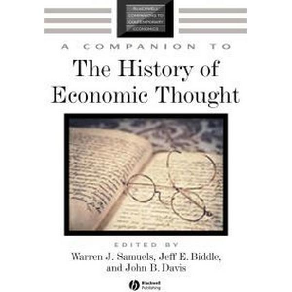 Companion to the History of Economic Thought (Häftad, 2006)