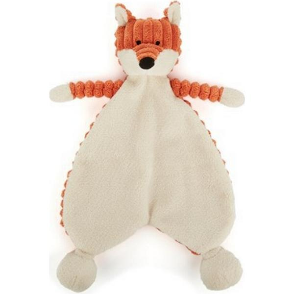 Jellycat Cordy Roy Baby Fox Soother Snuttefilt