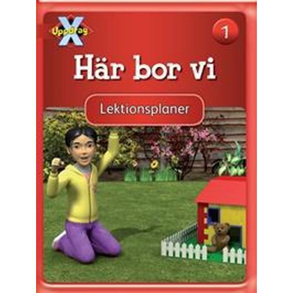 Uppdrag X - Röda böckerna Tema Här bor vi (Häftad, 2012)