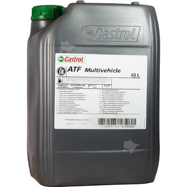 Castrol ATF Multivehicle 20L Automatic Transmission Oil