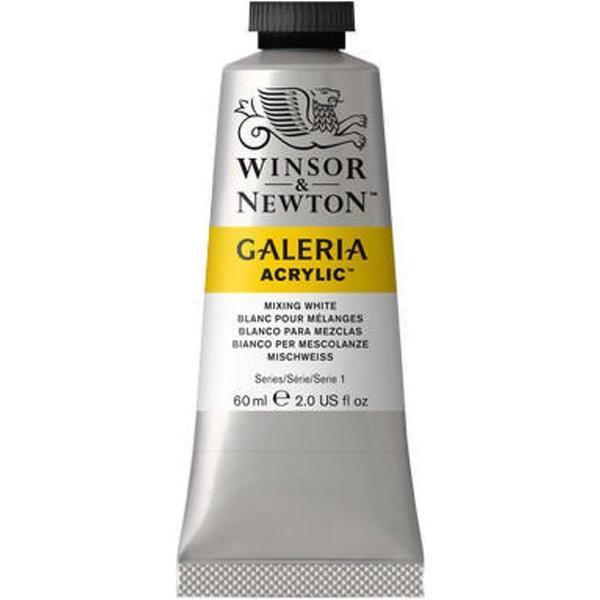 Winsor & Newton Galeria Acrylic Mixing White 415 60ml