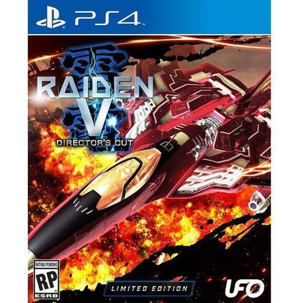 Raiden V - Director's Cut Limited Edition