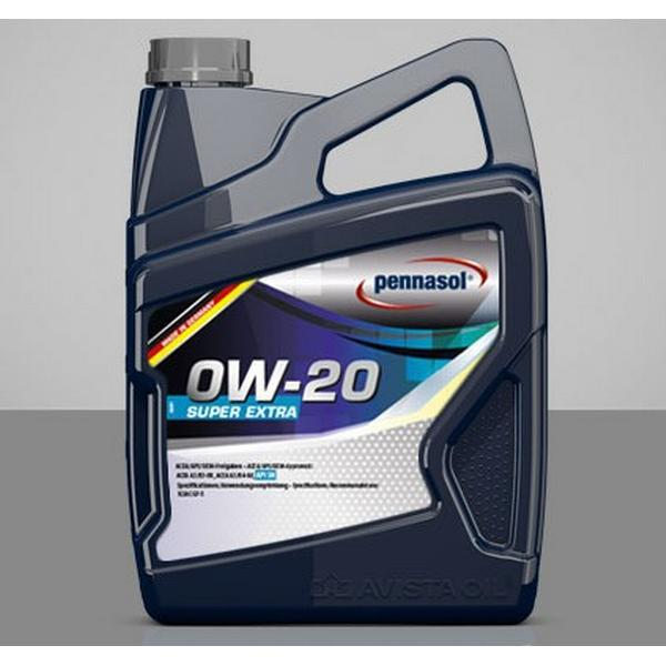 Pennasol Super Extra 0W-20 Motorolie