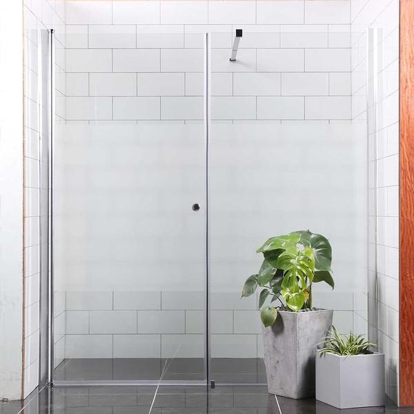 Bathlife Mångsidig Brusehjørne 800x700mm