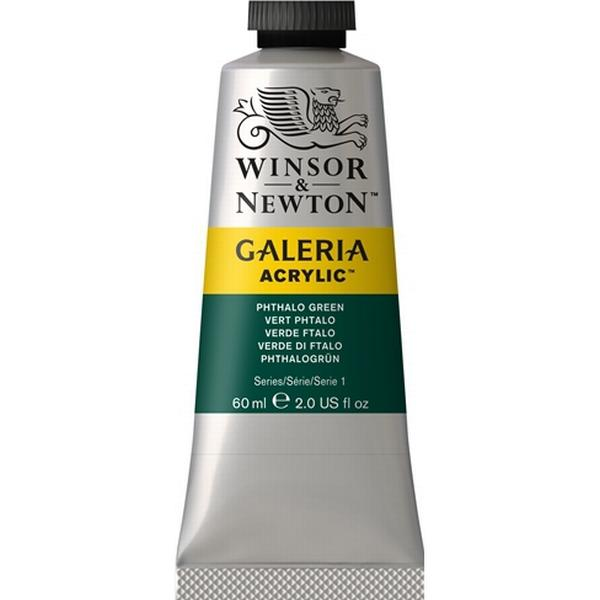 Winsor & Newton Galeria Acrylic Phthalo Green 522 60ml