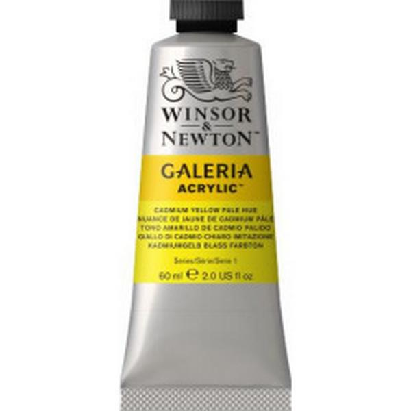 Winsor & Newton Galeria Acrylic Cadmium Yellow Pale Hue 114 60ml