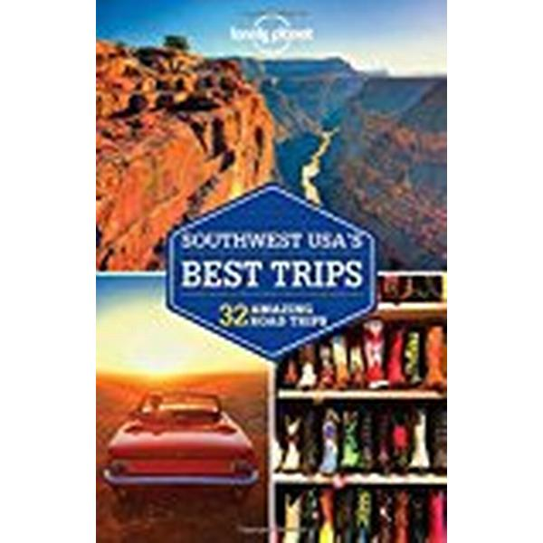 Lonely Planet Southwest USA's Best Trips (Pocket, 2018)