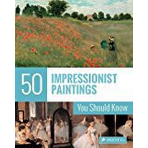 50 Impressionist Paintings You Should Know (Pocket, 2018)