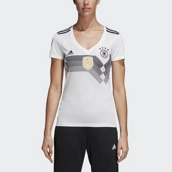 Adidas Germany Word Cup Home Jersey 18/19 W