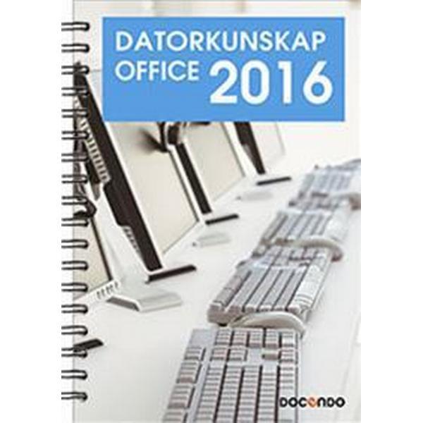 Datorkunskap Office 2016 (Spiral, 2017)
