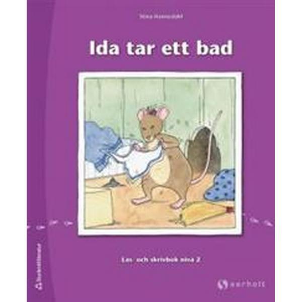 Ida tar ett bad, nivå 2 (5-pack) (Övrigt format, 2012)