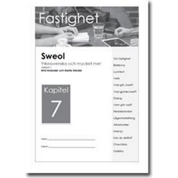 Sweol yrkessvenska Fastighet (Häftad, 2017)