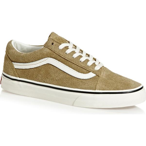Vans - Skate Shoes - Vans Old Skool Skate Shoes - Vans (fuzzy Suede) Medal Bronze 7b76d2