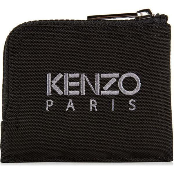 Kenzo Zipped Tiger Purse - Black (F855PM303F20.99.TU)