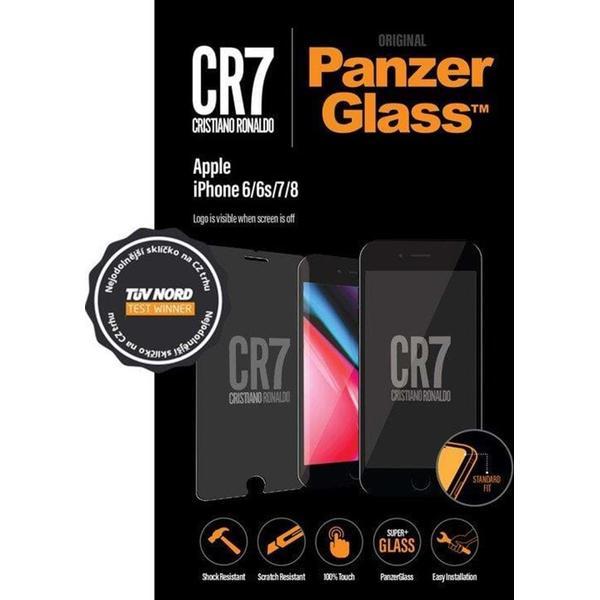 PanzerGlass CR7 BrandGlass Screen Protector (iPhone 6/6S/7/8)