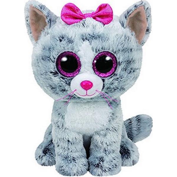 TY Beanie Boos Kiki Cat 23cm