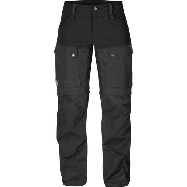 Fjällräven Keb Gaiter Trousers Short Black