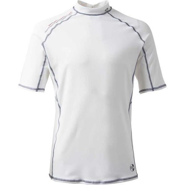 Gill Pro Rash Vest Short Sleeves Top M