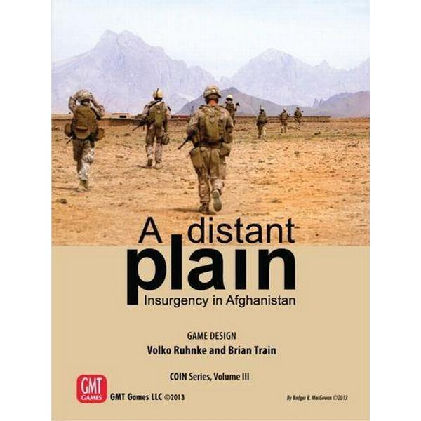 GMT Games A Distant Plain