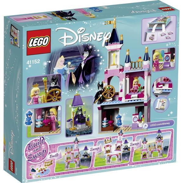 Lego Disney Torneroses Eventyrslot 41152