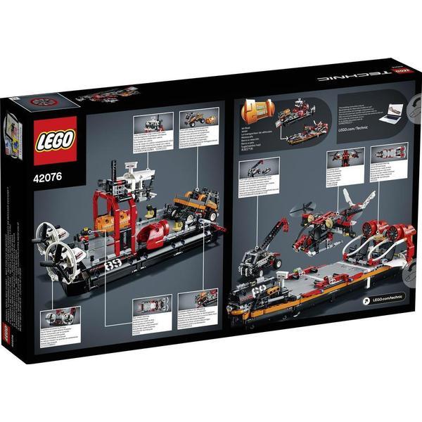 Lego Technic Luftpudefartøj 42076