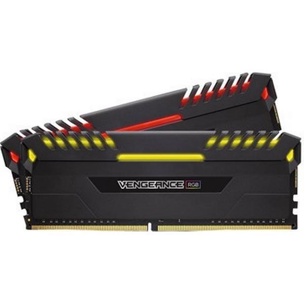 Corsair Vengeance RGB DDR4 3600MHz 2x16GB (CMR32GX4M2F3600C18)