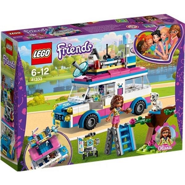 Lego Friends Olivias Missionskøretøj 41333