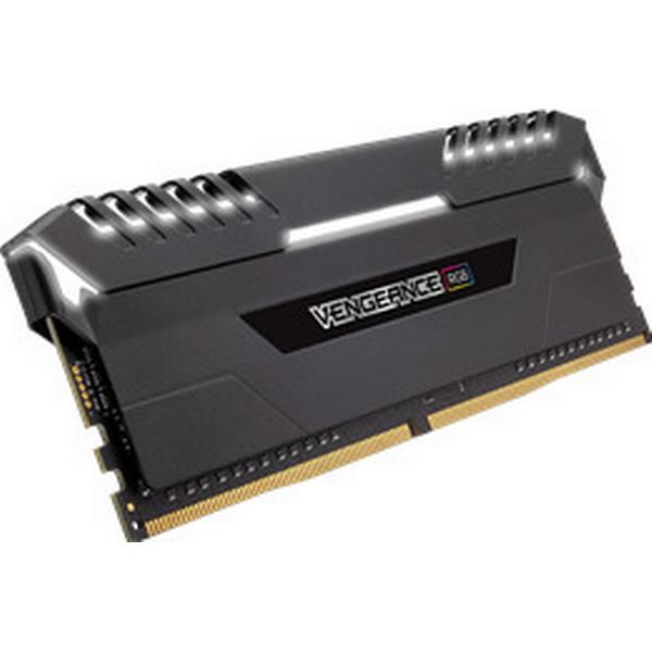 Corsair Vengeance RGB LED DDR4 2933MHz 8x16GB (CMR128GX4M8Z2933C16)