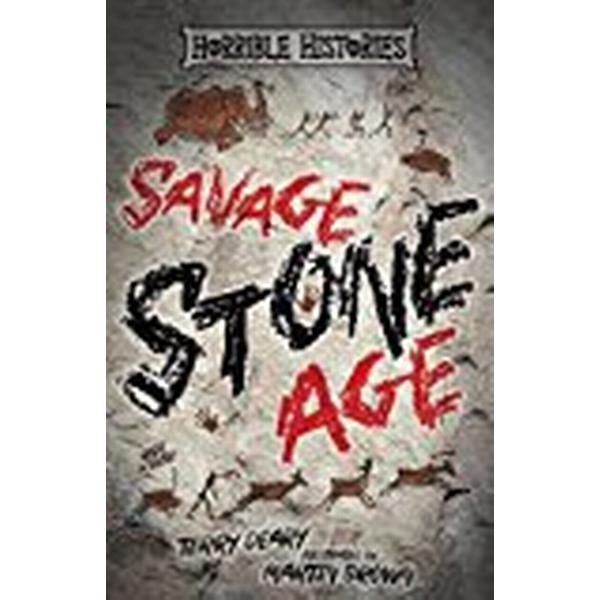 Savage Stone Age (Horrible Histories 25 Years)