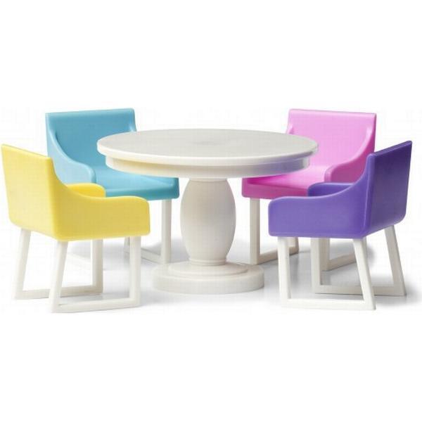 Lundby Basic Dining Room Set 60305600