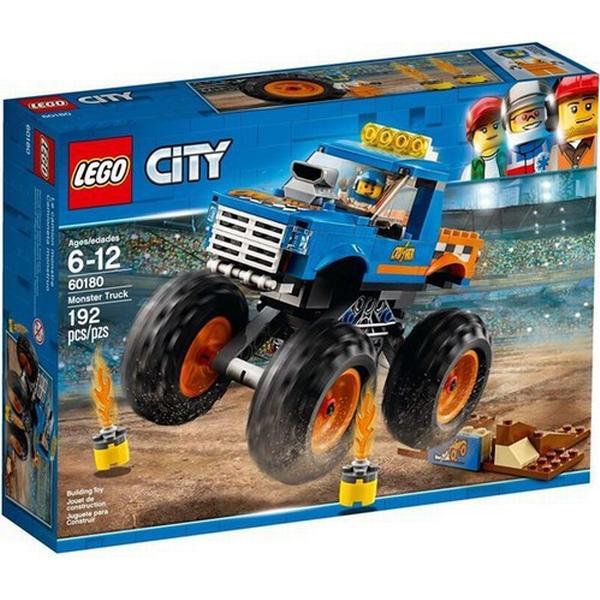 Lego City Monsterbil 60180