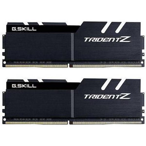 G.Skill Trident Z DDR4 Black 4600MHz 2x8GB (F4-4600C19D-16GTZKKC)