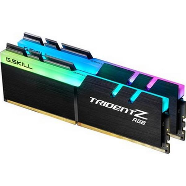 G.Skill Trident Z RGB Black DDR4 2400MHz 2x8GB (F4-2400C15D-16GTZRX)