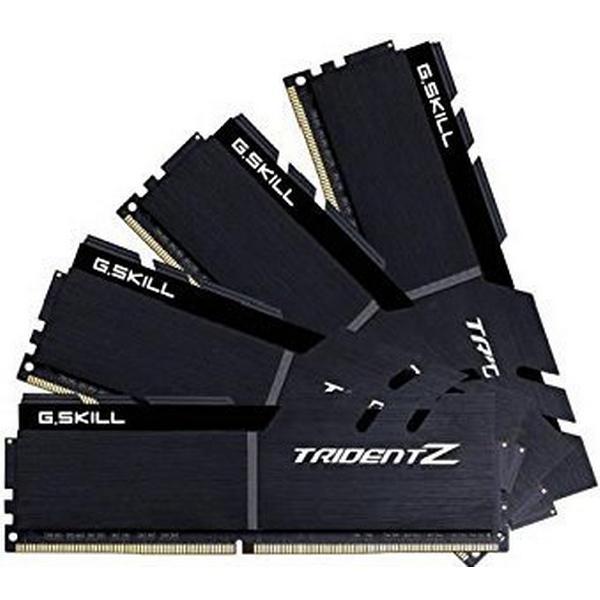 G.Skill Trident Z Black DDR4 3600MHz 4x8GB (F4-3600C16Q-32GTZKK)