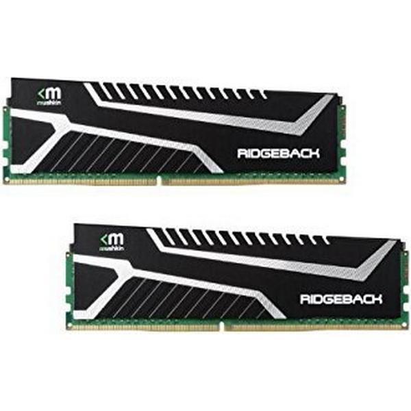 Mushkin Blackline DDR4 2400MHz 2x8GB (MBB4U240FFFF8GX2)