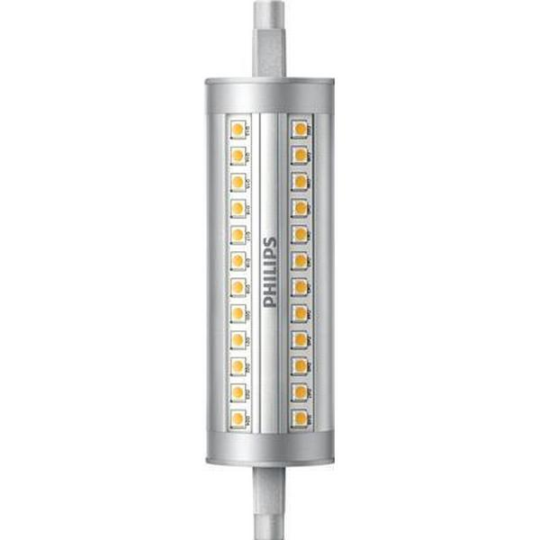 philips corepro d led lamp 120w r7s 830 sammenlign priser hos pricerunner. Black Bedroom Furniture Sets. Home Design Ideas