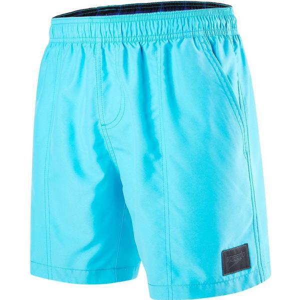"Speedo Check Trim Leisure 16"" Shorts"