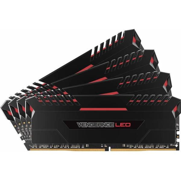 Corsair Vengeance LED DDR4 3200MHz 4x8GB (CMU32GX4M4D3200C16R)
