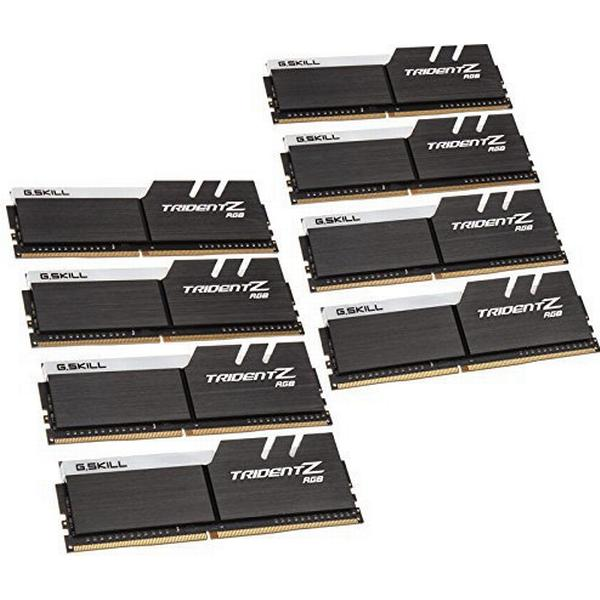 G.Skill Trident Z RGB DDR4 2933MHz 8x8GB (F4-2933C16Q2-64GTZRX)