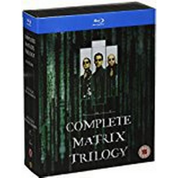 Matrix - Complete trilogy (Blu-ray)