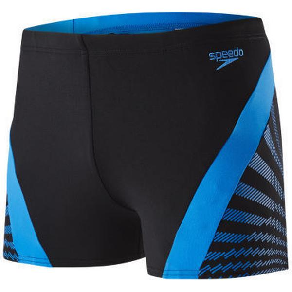 Speedo Chevron Splice Aqua Shorts