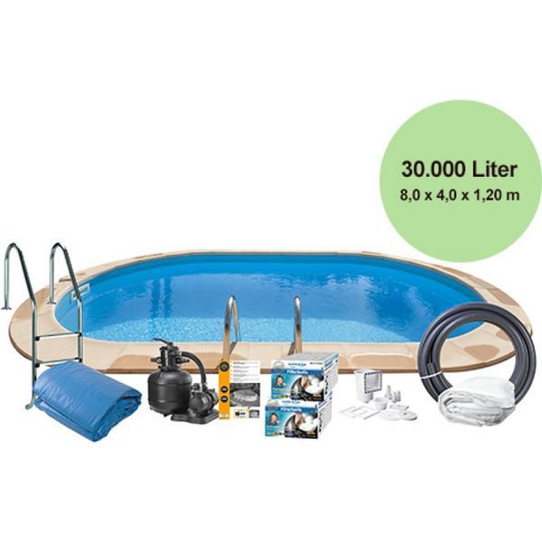 Swim & Fun Inground Pool Package SF2795
