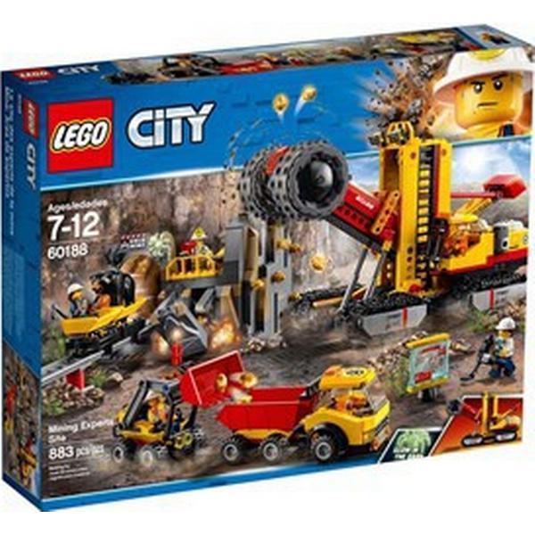 Lego City Mineeksperternes Udgravning 60188